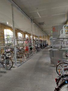 Fahrrad-Garage