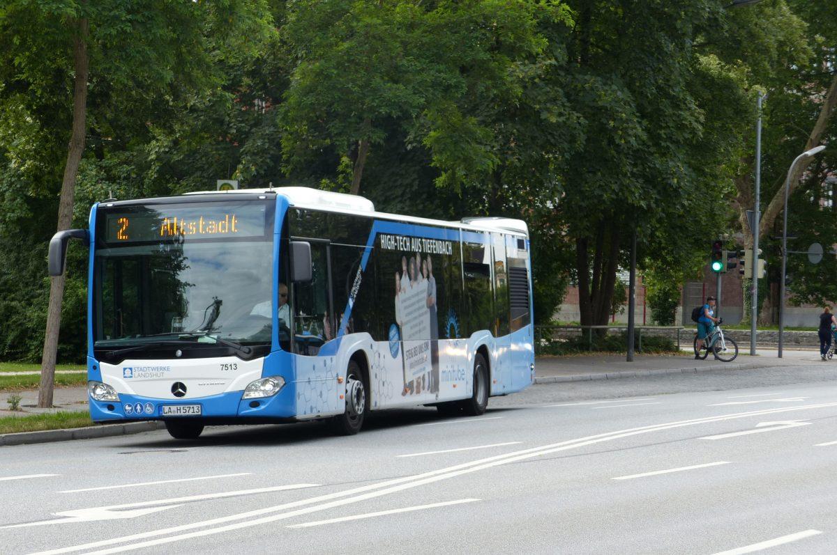 Foto: Stadtbuslinie
